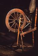 Period spinning wheel, Conrad Weiser Homestead, Berks Co., PA
