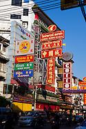 Bangkok's Chinatown, Thailand, Asia