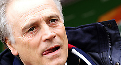 07.03.2010, Stadio Dall Ara, Bologna, ITA, Serie A, Bologna vs Napoli, im Bild Franco Colomba, Trainer Bologna, EXPA Pictures © 2010, PhotoCredit: EXPA/ InsideFoto/ Bibi / for Slovenia SPORTIDA PHOTO AGENCY.