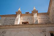 Church of Santa Maria de la Alhambra, Alhambra complex, Granada, Spain