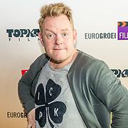 NLD/Amsterdam//20170419 - Castpresentatie film Gek op Oranje, Martijn Fisher