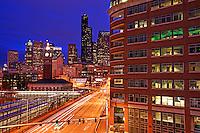 4th Avenue, International District & Downtown Seattle
