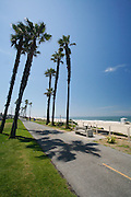 Huntington State Beach In Orange County California