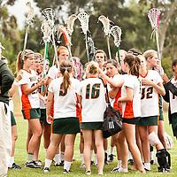 Thacher Girls Varsity Lacrosse