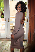 Wendy Raquel Robinson at The Essence Magazine Celebrates Black Women in Hollywood Luncheon Honoring Ruby Dee, Jada Pickett Smith, Susan De Passe & Jurnee Smollett at the Beverly Hills Hotel on February 21, 2008 in Beverly Hills, CA