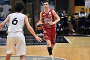 DESCRIZIONE : Roma Adidas Next Generation Tournament 2015 Armani Junior Milano Unipol Banca Bologna<br /> GIOCATORE : Tommaso Balasso<br /> CATEGORIA : palleggio<br /> SQUADRA : Armani Junior Milano<br /> EVENTO : Adidas Next Generation Tournament 2015<br /> GARA : Armani Junior Milano Unipol Banca Bologna<br /> DATA : 29/12/2015<br /> SPORT : Pallacanestro<br /> AUTORE : Agenzia Ciamillo-Castoria/GiulioCiamillo<br /> Galleria : Adidas Next Generation Tournament 2015<br /> Fotonotizia : Roma Adidas Next Generation Tournament 2015 Armani Junior Milano Unipol Banca Bologna<br /> Predefinita :