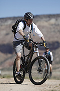 SHOT 5/20/17 9:55:45 AM - Emery County is a county located in the U.S. state of Utah. As of the 2010 census, the population of the entire county was about 11,000. Includes images of mountain biking, agriculture, geography and Goblin Valley State Park. (Photo by Marc Piscotty / © 2017)