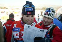 Langrenn, 22. november 2003, Verdenscup Beitostølen, Svein Tore Samdal