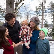 Knox Family Portraits