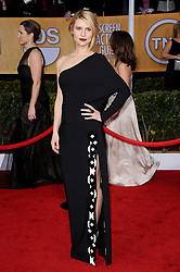 Claire Danes arrives at the 19th Annual Screen Actors Guild (SAG) Awards at the Shrine Exposition Center in Los Angeles, CA, USA on January 27, 2013. She is wearing a dress by Givenchy. Photo by Lionel Hahn/ABACAPRESS.COM  | 350013_273 Los Angeles u Etats-Unis United States
