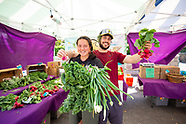 Greenmarket and Freehold kiosk | May 19