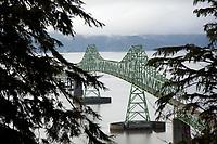 Scenic image of Astoria, Oregon.