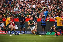 Francois Hougaard of the Bokke during the Castle Lager Rugby Championship test match between South Africa and Australia held at Loftus Versfeld stadium in Pretoria on the 1st October 2016<br /> <br /> Photo by: Dominic Barnardt/ RealTime Images
