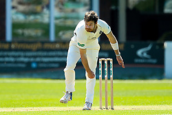 James Harris of Middlesex - Mandatory by-line: Robbie Stephenson/JMP - 20/04/2018 - CRICKET - The 3aaa County Ground  - Derby, England - Derbyshire CCC v Middlesex CCC - Specsavers County Championship Division Two