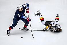 07.05.2018 IIHF ICE HOCKEY WORLD CHAMPIONSHIP - USA - Tyskland 3:0