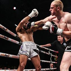 Carlos Degraca vs Darren Howieson