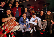 Asian Dub Foundation rehearsals