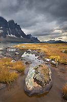 The Ramparts, Tonquin Valley, Jasper National Park Alberta