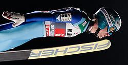 29.12.2015, Schattenbergschanze, Oberstdorf, GER, FIS Weltcup Ski Sprung, Vierschanzentournee, Bewerb, im Bild Michael Hayboeck (AUT) // Michael Hayboeck of Austria during his Competition Jump of Four Hills Tournament of FIS Ski Jumping World Cup at the Schattenbergschanze, Oberstdorf, Germany on 2015/12/29. EXPA Pictures © 2016, PhotoCredit: EXPA/ JFK