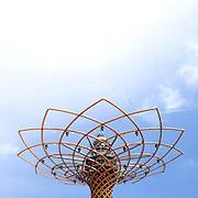 L' albero della vita a Expo2015<br /> 1 maggio 2015 . Daniele Stefanini /  OneShot