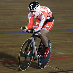 Natalie van Gogh NK baanwielrennen 2011 Apeldoorn Achtervolging