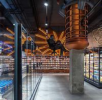 "Interior photoshoot of SILPO supermarket in Dnipro, Ukraine.<br /> <br /> Интерьерная фотосъемка магазина ""Сильпо"" в Днепре."