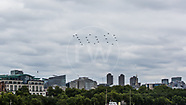 RAF Flypast London 100 Years 10th July 2018