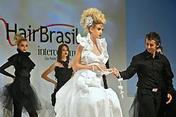 Megashow do cabelereiro Charles Veiyga durante a Hair Brasil 2009 - 8 ª Feira Internacional de Beleza, Cabelos e Estética, que acontece de 28 a 31 de março 2009, no Expo Center Norte, São Paulo. FOTO: Jefferson Bernardes/preview.com