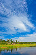 Whiteshell River between Lone Pine Lake and Jessica Lake<br />Whiteshell Provincial Park<br />Manitoba<br />Canada