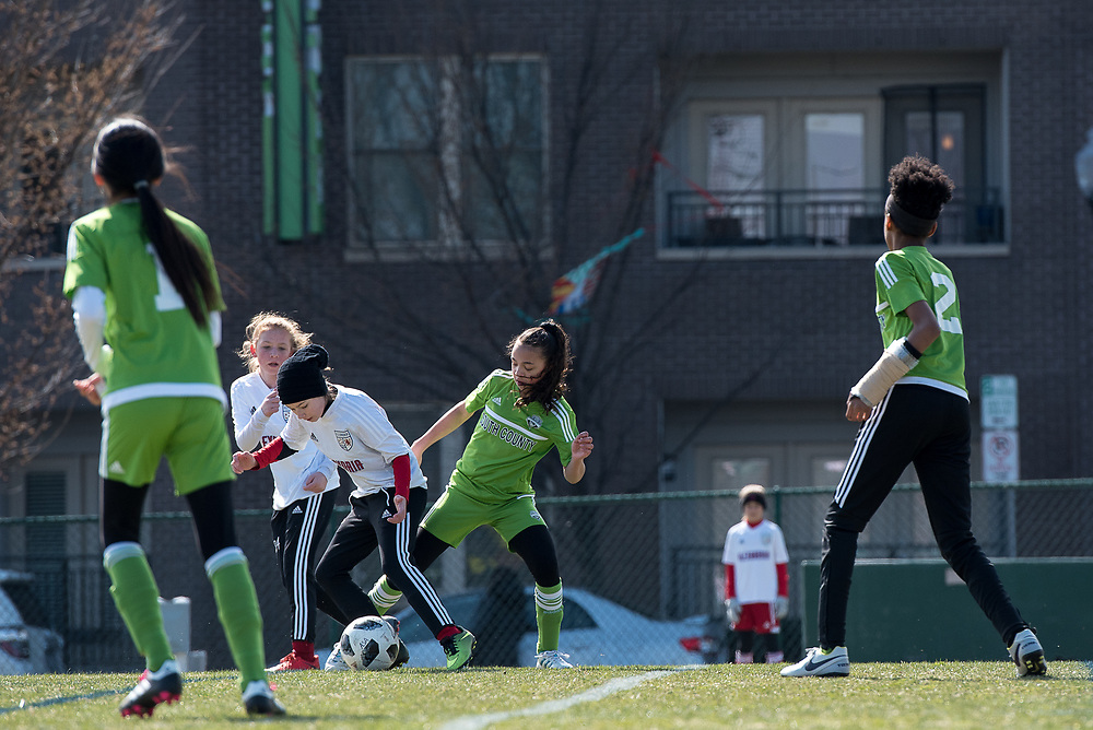 Alexandria Soccer Kick-Off (ASK) weekend girls full sided soccer game on March 10, 2018 at 11:00am.