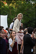KATE TUOHY; HUGO GRAVELL, The Tercentenary Ball, Worcester College. Oxford. 27 June 2014