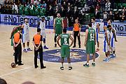 DESCRIZIONE : Eurolega Euroleague 2015/16 Group D Dinamo Banco di Sardegna Sassari - Darussafaka Dogus Istanbul<br /> GIOCATORE : Minuto di Silenzio NoTerrorism<br /> CATEGORIA : Before Pregame<br /> EVENTO : Eurolega Euroleague 2015/2016<br /> GARA : Dinamo Banco di Sardegna Sassari - Darussafaka Dogus Istanbul<br /> DATA : 19/11/2015<br /> SPORT : Pallacanestro <br /> AUTORE : Agenzia Ciamillo-Castoria/L.Canu