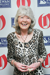 © under license to London News Pictures. 10/02/11 Novelist Jilly Cooper at the 2011 Oldie of the Year Awards at Simpsons On The Strand. Photo credit should read: Olivia Harris/ London News Pictures