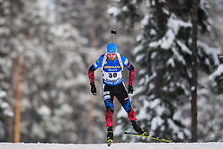 March 9, 2019 - –Stersund, Sweden - 190309 Alexander Loginov of Russia competes in the Men's 10 KM sprint during the IBU World Championships Biathlon on March 9, 2019 in Östersund..Photo: Petter Arvidson / BILDBYRÃ…N / kod PA / 92252 (Credit Image: © Petter Arvidson/Bildbyran via ZUMA Press)
