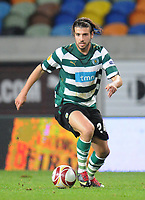 20091103: LISBON, PORTUGAL - Sporting Lisbon vs Heerenveen: Europa League 2009/2010 - Group Stage. In picture: Miguel Veloso. PHOTO: Alexandre Pona/CITYFILES