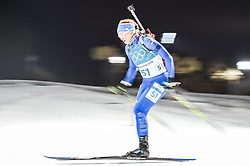 February 12, 2018 - Pyeongchang, Gangwon, South Korea - Vanessa Hinz of Germany competing at Women's 10km Pursuit, Biathlon, at olympics at Alpensia biathlon stadium, Pyeongchang, South Korea. on February 12, 2018. (Credit Image: © Ulrik Pedersen/NurPhoto via ZUMA Press)