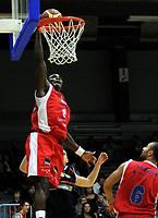 Basket<br /> 12. Oktober 2008<br /> BLNO<br /> Haukelandshallen<br /> Ulriken Eagles - 3B<br /> Peter Bullock , Ulriken<br /> Foto: Astrid M. Nordhaug