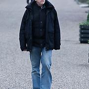 NLD/Amsterdam/20111221 - Uitvaart Olga Madsen, Ben Sombogaart