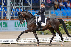 Max-Theurer Victoria, AUT, Abegglen FH NRW<br /> European Championship Dressage - Hagen 2021<br /> © Hippo Foto - Dirk Caremans<br /> 07/09/2021