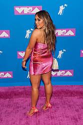 August 21, 2018 - New York City, New York, USA - 8/20/18.Sophie Kasaei at the 2018 MTV Video Music Awards at Radio City Music Hall in New York City. (Credit Image: © Starmax/Newscom via ZUMA Press)