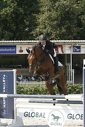Stegeman Henri (NED) - Applaus<br /> KWPN paardendagen - Ermelo 2009<br /> Photo © Hippo Foto - Karin Van Der Meul