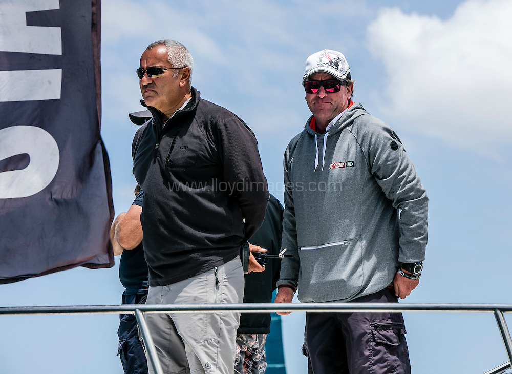 The Extreme Sailing Series 2016. Act 8.Sydney,Australia. John Craig and Phil Lawrence .8th-11th December 2016. Credit - Jesus Renedo/Lloyd Images