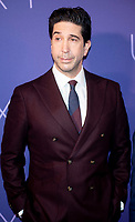 David Schwimmer at the The Sky Up Next Event ,The Tate Modern In London 12 fwb 2020 photos by Brian Joesan