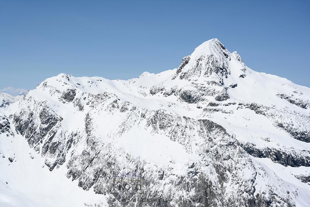 Der Piz Platta vom Piz Surparé aus gesehen, Bivio, Kanton Graubünden, Schweiz<br /> <br /> The Piz Platta as seen from Piz Surparé, Bivio, Canton of Graubünden, Switzerland
