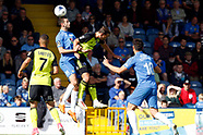 Stockport County FC 1-2 Aldershot Town FC. 14.9.19