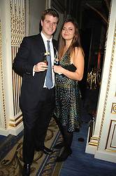 LADY NATASHA RUFUS-ISAACS and FREDDIE WINGFIELD-DIGBY at a party to celebrate the launch of The Essential Party Guide held at the Mandarin Oriental Hyde Park, 66 Knightsbridge, London on 27th March 2007.<br /><br />NON EXCLUSIVE - WORLD RIGHTS