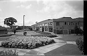 07/09/1962<br /> 09/07/1962<br /> 07 September 1962<br /> Exterior of McCairns Motors Ltd., Santry, Dublin