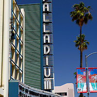 USA, California, Los Angeles. Hollywood Palladium Theatre.