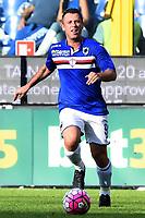Antonio Cassano <br /> Genova 04-10-2015 Stadio Marassi Football Calcio Serie A 2015/2016 Sampdoria Inter. Foto Matteo Gribaudi / Image Sport / Insidefoto