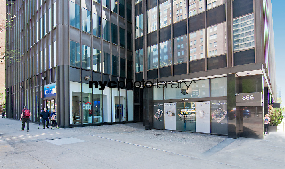Retail Space at 866 United Nations Plaza